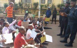 le conseil de jeunesse de la cedeao demande l'ouverture des classes en guinée.