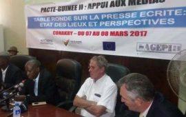 quel avenir pour la presse écrite guinéenne deux journées de table-ronde pour en débattre