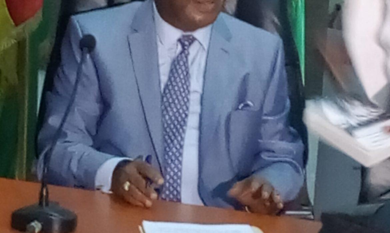 Dédicace du livre : « Ahmed Sekou Touré, l'Africain qui a osé dire non au Général Degaul le 28 Septembre 1958 », un Inédit de Sidiki Kobolé Keita