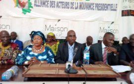Guinée : Naissance  d'une nouvelle Alliance pour épauler la Gouvernance d'Alpha Condé