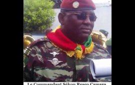 Guinée : L'ex Gouverneur de Conakry,  Commandant Sékou Resco appelé à Comparaître au Tribunal