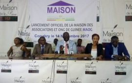 Conakry : La Maison des Associations et ONG de  Guinée(MAOG) lance officiellement   ses activités