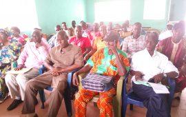 Préparatifs des élections Communales en Guinée : Les  membres de la CEPI et  CESPI de Coyah  Bénéficient des formations