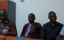 Guinée : Les  membres de l'Association Jeunesse positive de Kaloum s'engagent à   vulgariser les Actions du Président  Alpha Condé