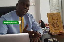 Elections Communales: Abdoulaye Conté, Candidat du RPG Arc En Ciel   sur ses ambitions pour le bien être des populations de Kaloum