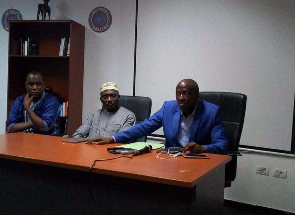 Conakry : Des  responsables  sur la  loi    d'accès à l'information publique