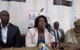 Communales du 04 Février 2018: Les membres du  bloc progressiste pour le développement   à pied d'œuvre pour la conquête de la Marie de Matoto