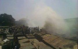 Après l'incendie survenu à Madina: Le Gouvernement met en place  une Commission d'enquête