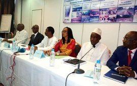 Conakry : Des  Jeunes Guinéens bénéficient d'un contrat de travail à l'OMVG