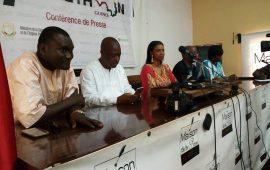 Conakry : Indira Barry lance son projet TeléthonGuinée