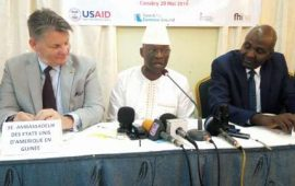 Conakry : FHI lance officiellement son projet de participation citoyenne à la gouvernance de la santé en Guinée