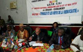 Conakry : L'organisation d'un nouveau  Congrès du SLECG  par le Clan Sy Savané