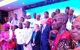 Conakry : le forum national des états généraux des droits de l'homme bouclé