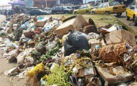 Les ordures qui envahissent les rues de la Capitale : Des citoyens  de Conakry s'inquiètes