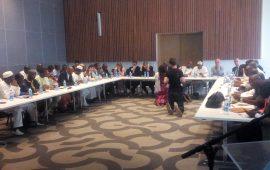Conakry : Le gouvernement Guinéen en collaboration avec L'UE lancent le  projet  SANITA-Villes-Propres