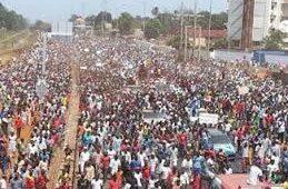 Annulation de la marche Verte de l'inter central : encore le peuple de Guinée trahi par le syndicat ?