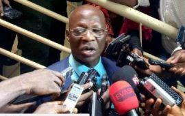 ONG et Associations : Le Ministre Bouréma Condé  veut mettre de l'ordre