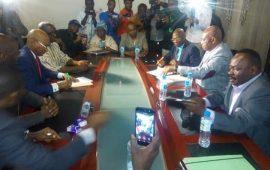 Contentieux électoral : Enfin  un accord  trouvé entre l'opposition et la mouvance