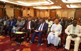 Conakry : Activités  de formation de la première promotion de l'ENA-Guinée.