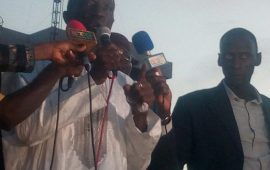 L'honorable Aboubacar Soumah menace : « Nous mettons en garde toute personne qui proférait des injures à l'endroit d'un cadre de la Basse côte dans les médias »