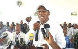 Ousmane Gaoual Diallo  à Alpha Condé : « L'article   38 de la constitution précise que la fonction du président de la république est incompatible avec l'exercice de toute autres fonctions publiques, privées  et mêmes  électives »