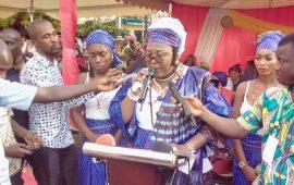 Soixantenaire de la Guinée : Hadja Mamaissata Aribot  rend  hommage aux femmes pionnières de l'indépendance
