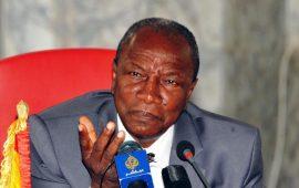 Guinée : Alpha Condé  sur les Critiques  du Ministre Gassama  Diaby
