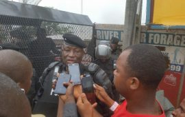 Le Général Baffoé sur la marche de l'opposition : « Les instructions qui ont été données par l'Autorité Civile, vont  être exécutées à la lettre »