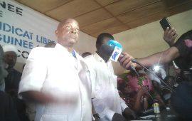 Guinée : La grève des Enseignants continue avec le SLECG