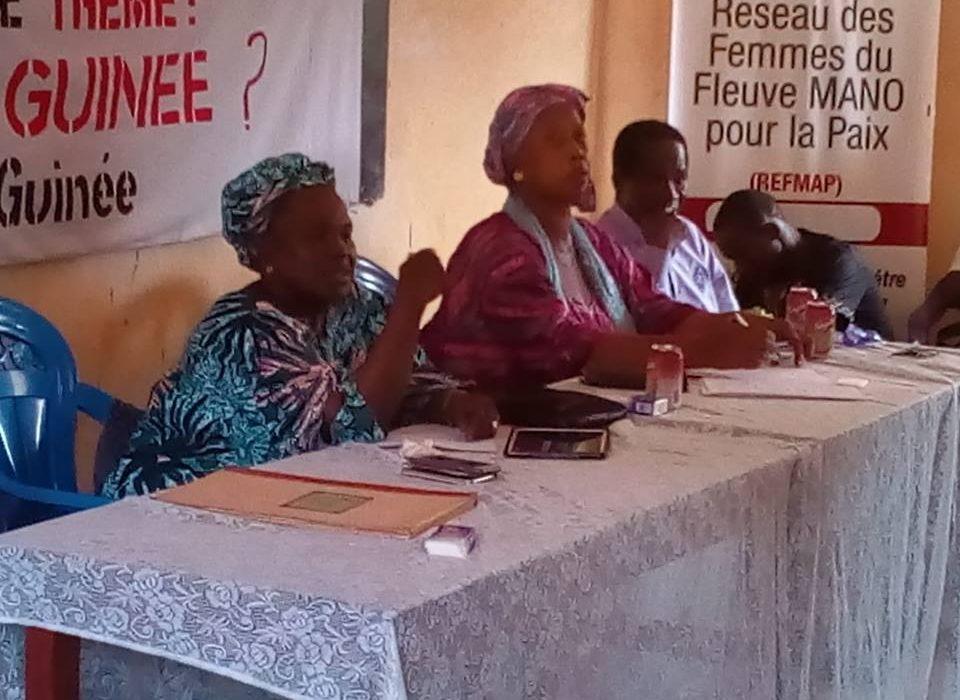 Conakry : Hadja Saran Daraba  dans les écoles pour véhiculer l'histoire de la Guinée aux jeunes élèves