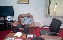 Conakry : Le Ministre Oyé  sur les préparatifs de la COP 24