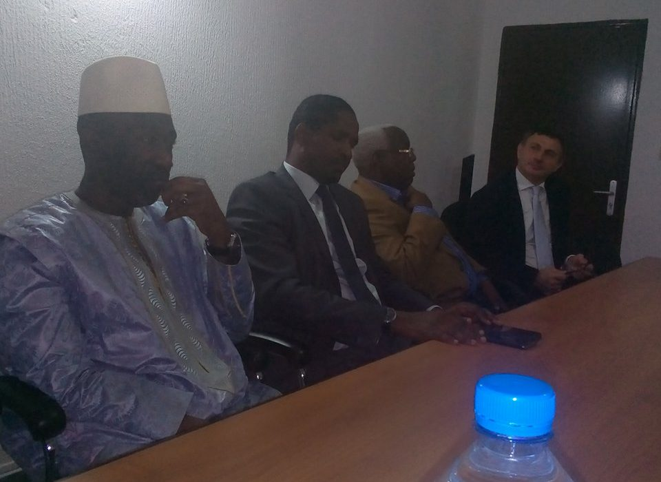 Guinée : L'Ambassade d'Italie en  Guinée  désormais opérationnelle