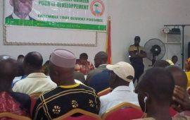 Politique :   Tenue de la 5ème Assemblée Générale du parti RGD  de  Me  Abdoul Kabelè Camara