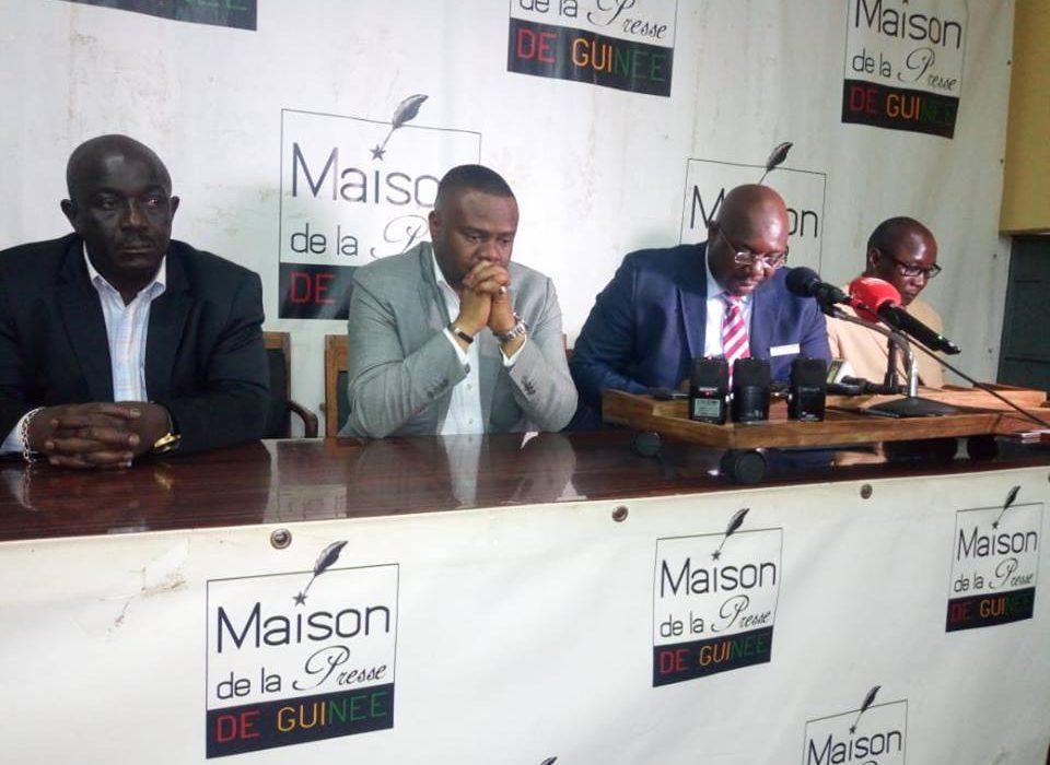 Société : UPF –Guinée  invite   les hommes de médias  à  la sensibilisation des candidats  sur la  migration.