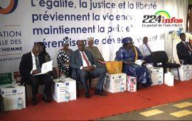 Conakry : Le  70ème anniversaire de la Déclaration universelle des droits de l'Homme Célébré