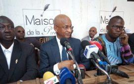 Guinée : l'opposition  dénonce une violation de la constitution par le Gouvernement d'Alpha Condé
