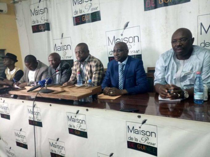 Retard dans le paiement de la subvention des medias :Les responsables des associations de presse envisagent la fermeture de la maison de la presse de Guinée