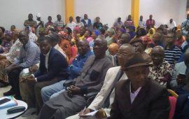 Assemblée Générale du RGD : Le président Me Abdoul Kabélè Camara Satisfait de la qualité du travail accompli par  des  militants et Sympathisants du Parti