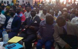Me Abdoul  Kabélè Camara : « La  Guinée devra changée avec le RGD ; nous avons une ambition noble pour la guinée ;  nous devons sortir de l'ornière maintenant, trop ; c'est trop »