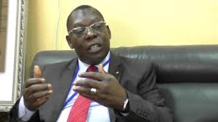 Réforme engagées à la BCRG : Le 1er Vice-Gouverneur M.Goumou Nianga Komata, apporte des   témoignages