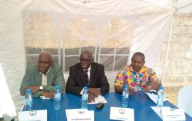 Conakry: Des Représentants du Parti RGD sont désormais connus dans les 24 et 22 quartiers des communes de Matam et Dixinn