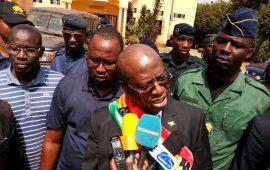 Matoto : Mamadouba Tos Camara, nouveau maire élu  tend la main aux élus de l'UFDG