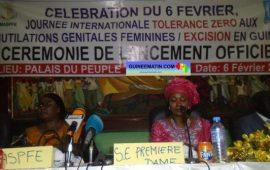 Journées internationales de mutilations féminines: « Les mutilations génitales féminines constituent une forme odieuse de violations de droits fondamentaux  des femmes et des filles »