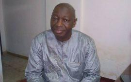 Assurances : Le président  Moriba Fofana  sur les  prérogatives du Bureau National de la Carte Brune CEDEAO