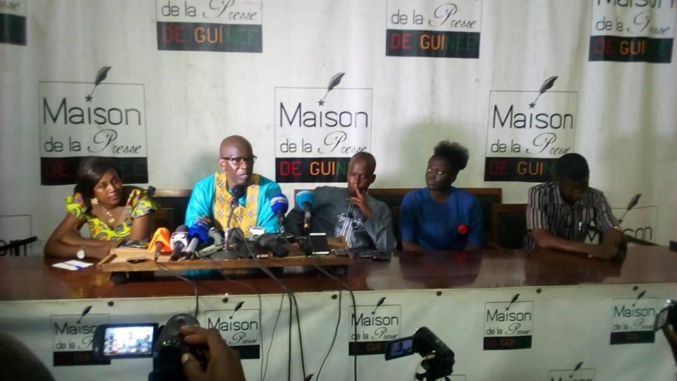 Assassinat du Journaliste Kaula Diallo : Les journalistes  réclament  la   justice  à l'Etat Guinéen