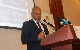 Enseignement Supérieur : Le ministre Yéro Baldé   sur  les résultats et perspectives de son département