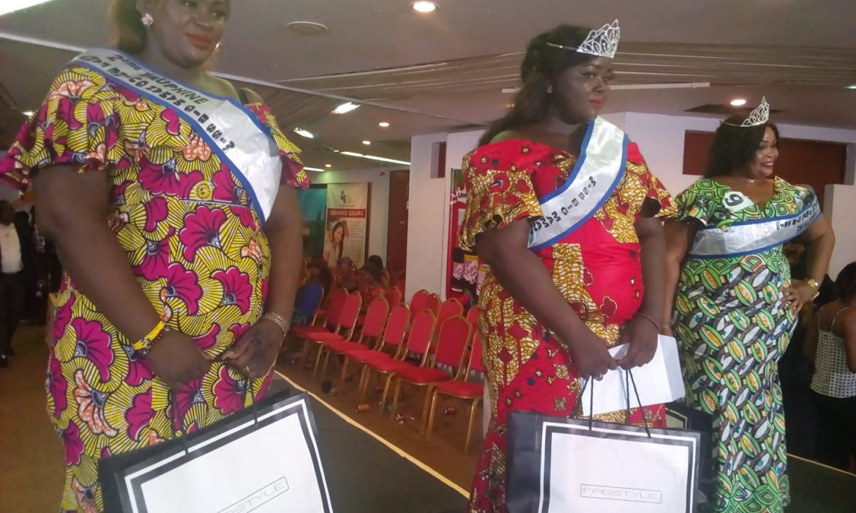 5ème édition de l'élection Big Maman Ginè Fanyi : La SONAG   offre   des  Contrats  d'Assurances à toutes les Miss