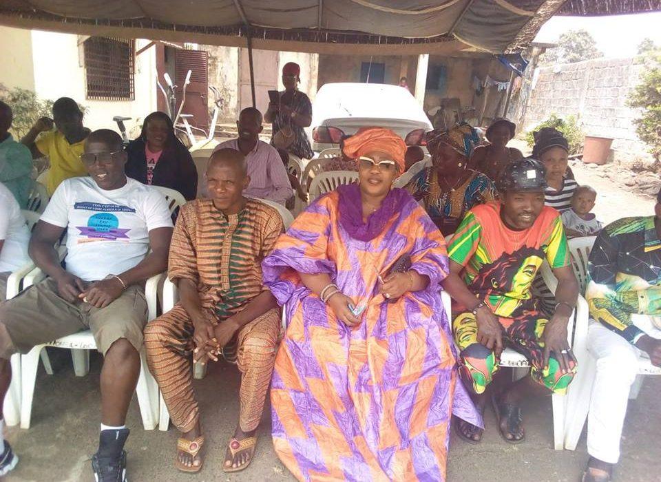 Politique : Sur les 130 quartiers, le RGD est  déjà  implanté dans les 110 quartiers de Conakry