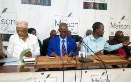Déguerpissement  à Kaporo rail : La CGCPI Interpelle le Gouvernement Guinéen