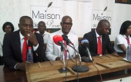 Guinée : Naissance d'un Mouvement appelé   « Degagisme »